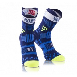 CALCETINES COMPRESSPORT ULTRA TRAIL UTMB 2016 PRORACING SOCKS