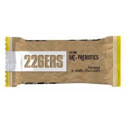 BARRITA 226ERS EVO BAR - OAT & PREBIOTIC - BANANA & WHITE CHOCOLATE
