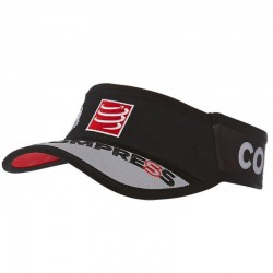 Visera Compressport Ultralight V2 Negra