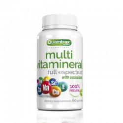 MULTI VITAMINERAL QUAMTRAX