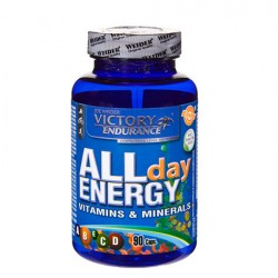All day energy Victory Endrurance.