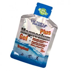 Gel Magnesio Plus Victory Endurance sabor Tropical