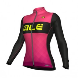 Maillot ciclismo mujer Alé PRR Rumbles Rosa