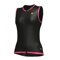 Chaleco mujer Alé PRR Clima Protection 2.0 Icona Negro
