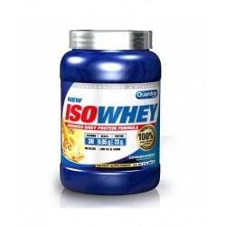 Proteina Iso Whey Quamtrax 908 gramos Cookies and Cream