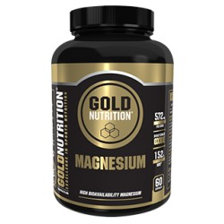 Magnesio Gold Nutrition 60 caps.