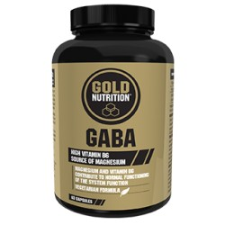 Gaba Gold Nutrition 60 caps.