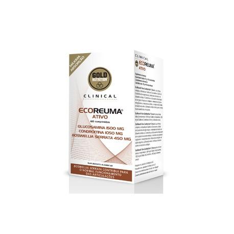 Ecoreuma activo Gold Nutrition 60 comprimidos