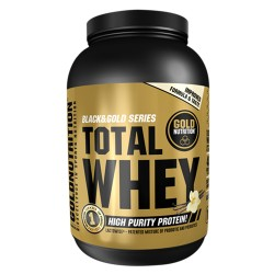 Proteína Total Whey Gold Nutrition 1Kg. Vainilla