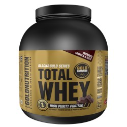 Proteína Total Whey Gold Nutrition 2Kg. chocolate