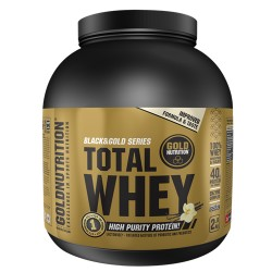 Proteína Total Whey Gold Nutrition 2Kg. Vainilla
