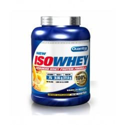 Proteina Iso Whey Quamtrax 2.200 gramos Vainilla