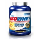 Proteina Iso Whey Quamtrax 2.200 gramos Cookies