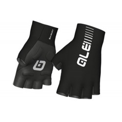 Guantes Alé cortos Sunselect Crono Glove Negro