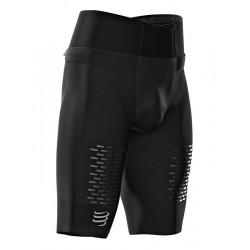 Mallas Compressport TrailRun Under Control Short Negro