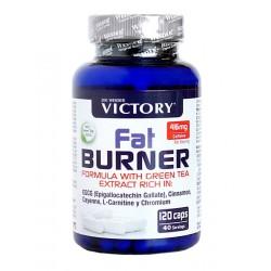 Quema grasas Fat Burner Victory 120 caps.
