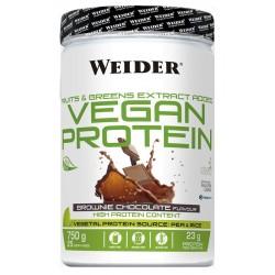 Proteina Vegana Weider Chocolate 750gr