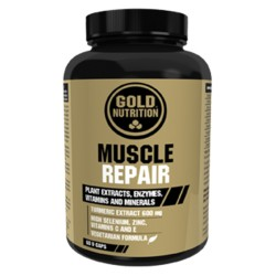 Muscle repair Gold Nutrition 60 caps.