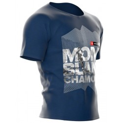 Camiseta Compressport Training UTMB 2018