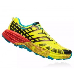 Zapatillas Hoka Speedgoat 2 Amarillo
