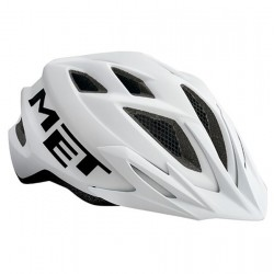 Casco Juvenil MET MTB Crackerjack Blanco