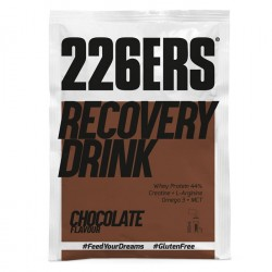 Recuperador Muscular 226ERS 15 Monodosis Chocolate