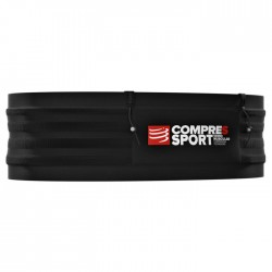 Cinturón Compressport Free Belt Pro Negro