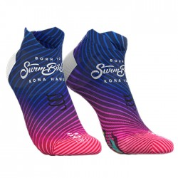 Calcetines Compressport Kona 2018 Proracing Socks V3 Run Low