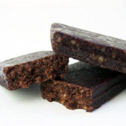 Barritas Avena con cacao naturales Kunon