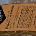 Crema energética natural de boniato y canela Kunon