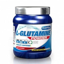 L-Glutamina Powder 400 gr. Quamtrax