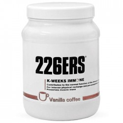 Complemento sistema inmune 500gr Vainilla coffee 226ERS K-WEEKS IMMUNE