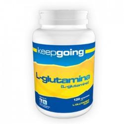 L-Glutamina Keepgoing 120 comprimidos