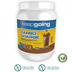 Energy Carbo Charge Keepgoing