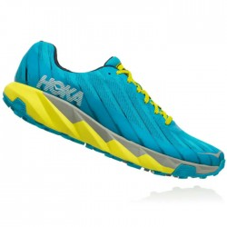 Zapatillas Hoka Torrent Cyan Blue Citrus