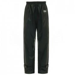 Pantalones impermeables Macinasac negros