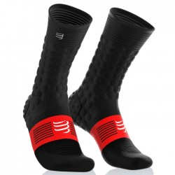 Calcetines Compressport Winter Pro Racing Socks Bike V3