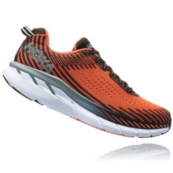 Zapatillas Hoka Clifton 5 Naranja