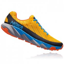 Zapatillas Hoka Torrent Gold Fusion Azul