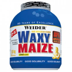 Amilopectina Weider Waxy Maize 1.8 Kg Limón
