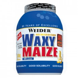 Weider Waxy Maize Amilopectina 1.8 Kg Neutro