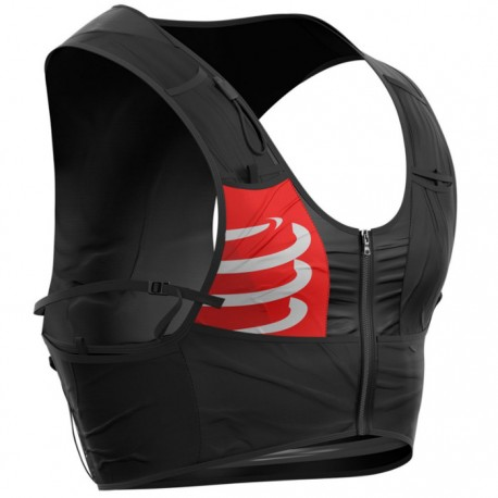 Mochila Compressport Ultrun Pack Negro