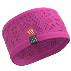HeadBand Compressport On/Off V2 Rosa