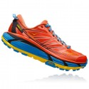 Zapatillas Hoka Mafate Speed 2 Naranja Azul