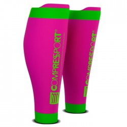 Perneras Compressport R2 V2 Race&Recovery Rosa