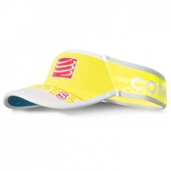 Visera Compressport Ultralight V2 Amarilla