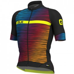 Maillot ciclismo Alé corto PRR The End Multicolor