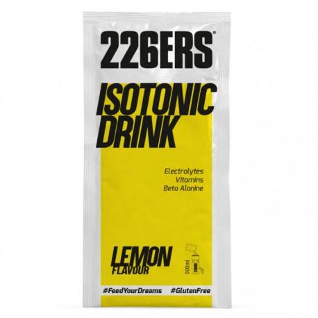 Bebida isotónica unidosis 226ERS Limón Isotonic Drink