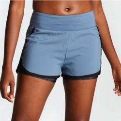 Pantalón mujer con malla Dare2b Begin Short