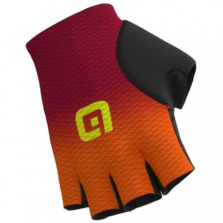 Guantes Alé Mesh Gloves Naranja